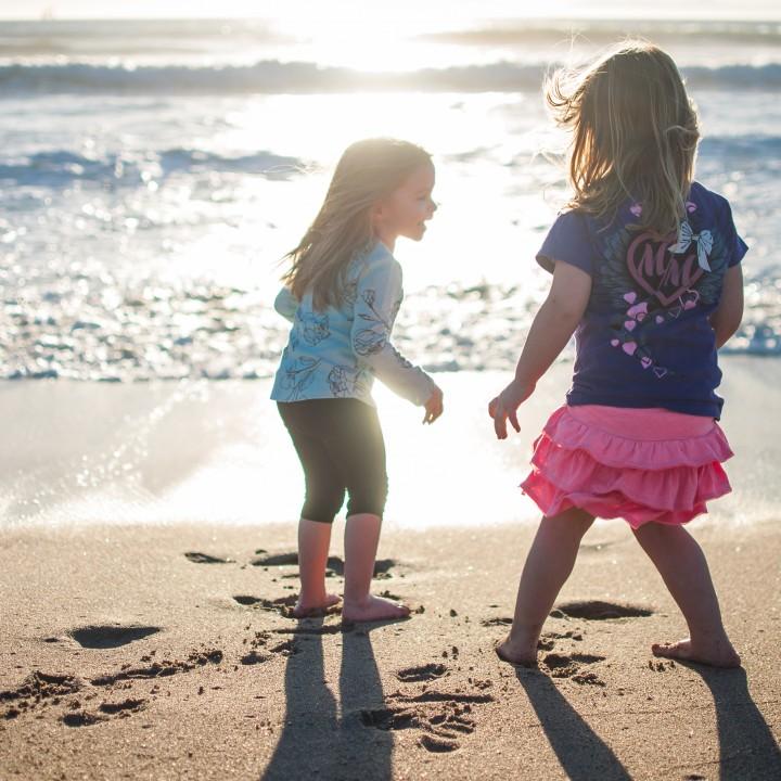 A Beach Lifestyle Session // Oxnard Beach Photographer