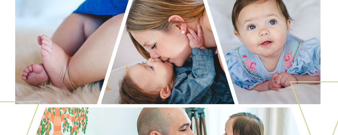 Newborn and Baby Photography Session: May Special