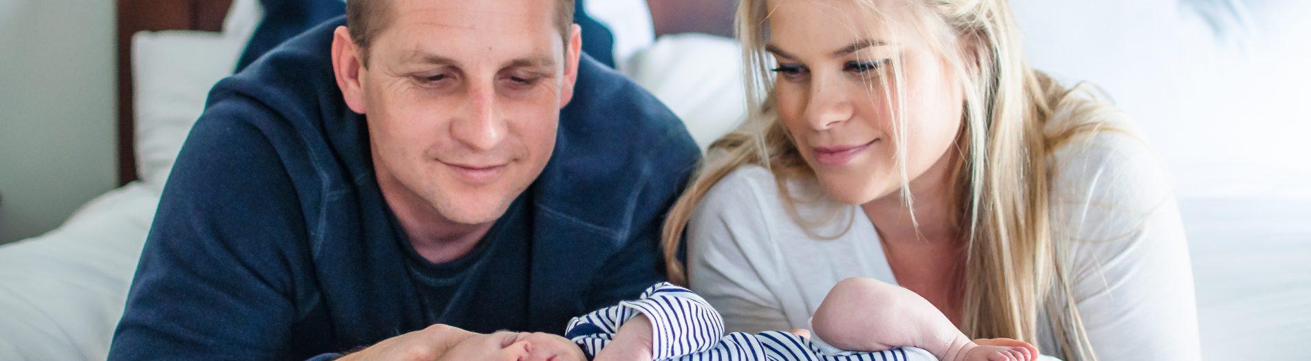 Baby J's Newborn Session