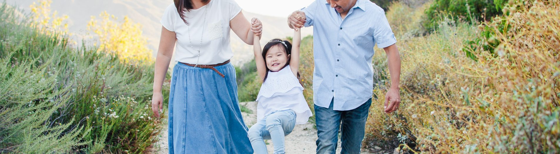 A Family Session // La Crescenta Photographer