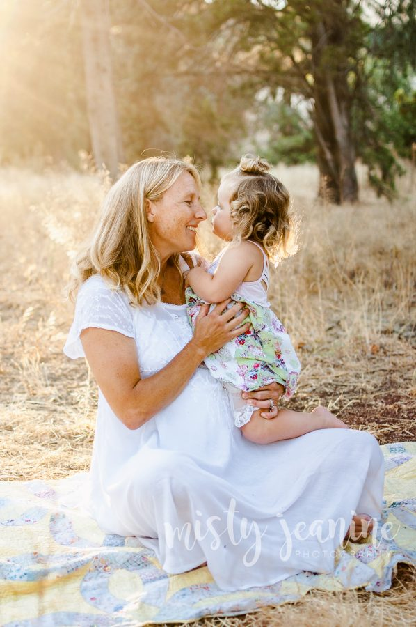 Sierra Madre Lifestyle Maternity Session