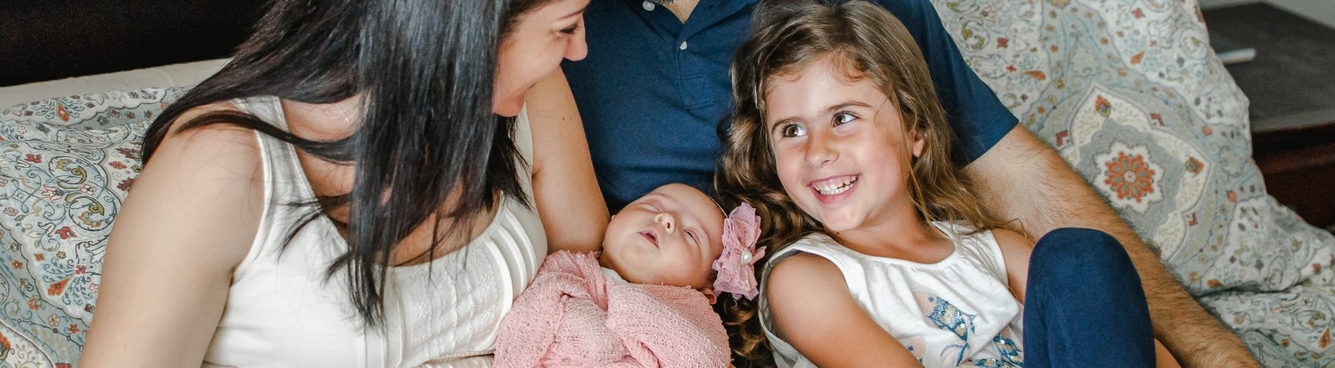 A Newborn & Family Session // San Diego Newborn Photographer