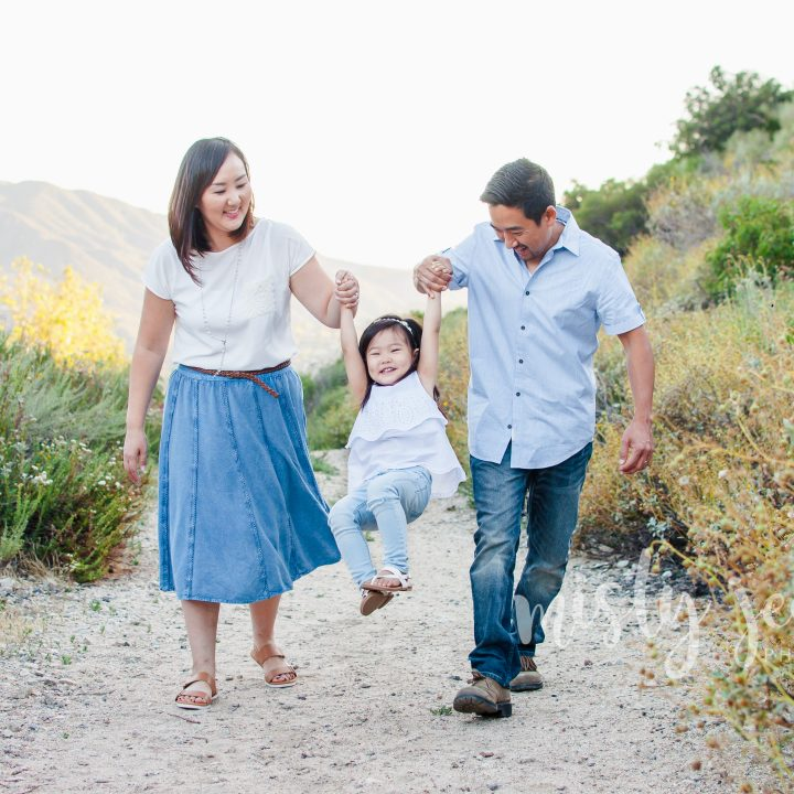 A Family Session // La Crescenta Photographer
