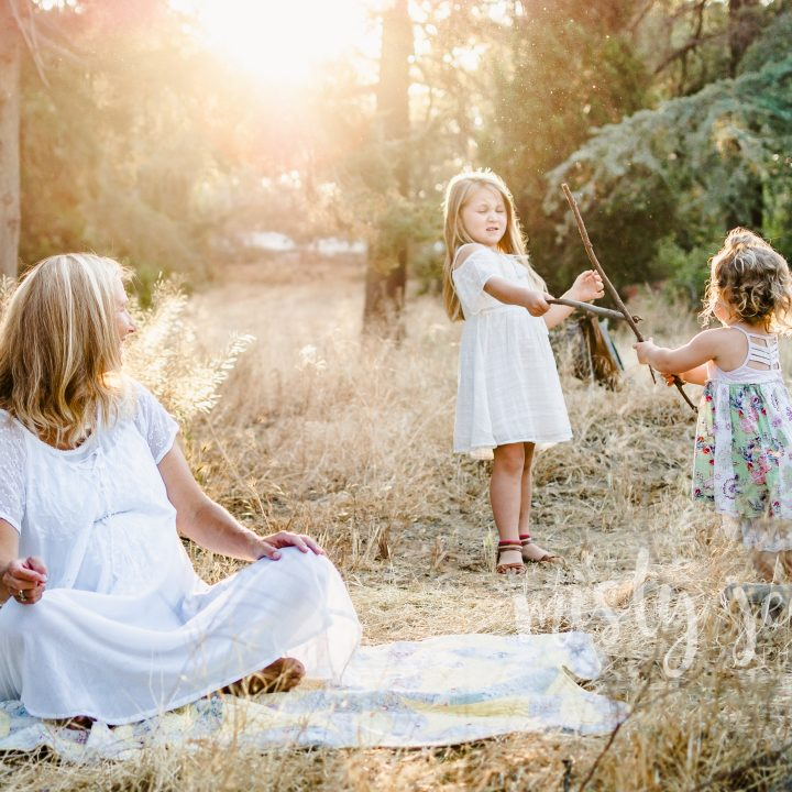 A Maternity Session // Sierra Madre Maternity Photographer